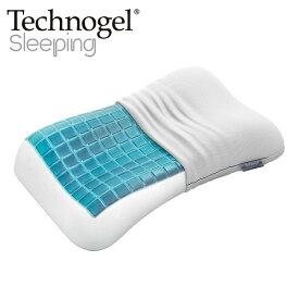 【正規品3年保証】 Technogel Pillow(テクノジェルピロー) ピクセル アナトミックカーブピローs [ 枕 テクノジェル ジェル 高級 高反発 低反発 ]