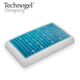 Technogel Pillow(テクノジェルピロー) デラックスピロー2【テクノジェル サイズ7 ジェル 枕 高級 高反発】
