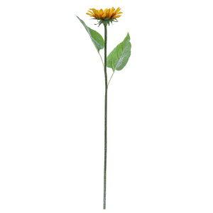 【39ショップ】【送料無料ライン対応】アーティフィシャルフラワー造花サンフラワー 向日葵 ヒマワリ ひまわり イエロー 単品花材 アーティフィシャルフラワー PRIMA | ギフト 御祝い 記念日