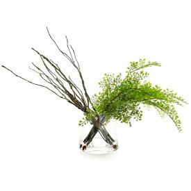 【39ショップ】【送料無料ライン対応】フェイクグリーン 人工観葉植物 造花 アジアンタム ウォータートラペゾイド GREENPARK | 観葉植物 リアル フェイク ギフト プレゼント アーティフィシャルグリーン インテリア おしゃれ お祝い
