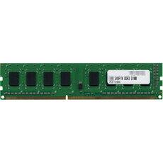 【バルク品】 増設メモリ DIMM ・DDR3・1600MHz・PC3-12800・240pin・2GB GB1600-2G