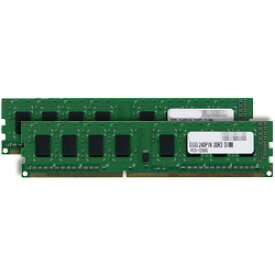 【バルク品】 増設メモリ 8GB×2枚組 DDR3 1600MHz PC3-12800 240pin DIMM GB1600-8GX2