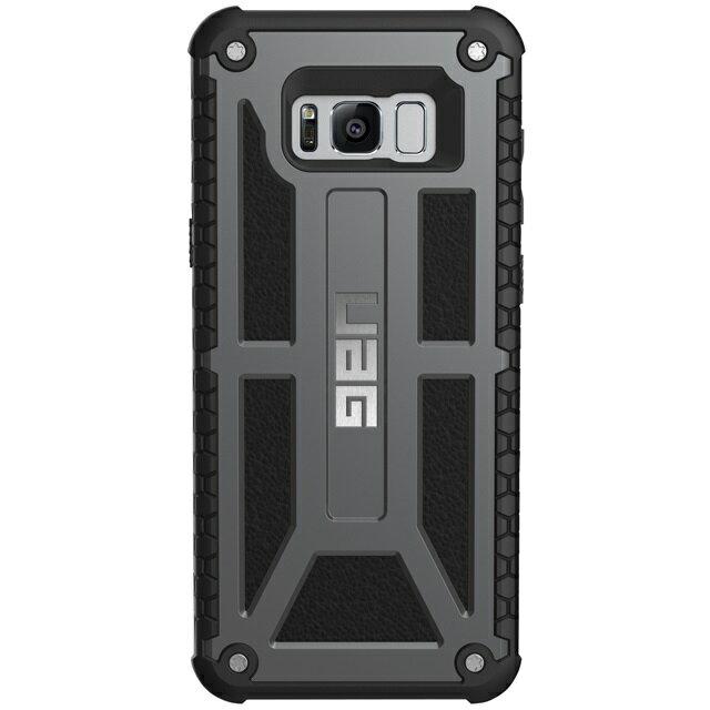 UAG SAMSUNG Galaxy S8+用 Monarchケース(プレミアム構造) グラファイト 耐衝撃 UAG-GLXS8PLS-Pシリーズ サムスン ギャラクシーS8+ケース ギャラクシーS8+カバー ギャラクシーカバ ーユーエージー ギャラクシー タブレット 頑丈 耐衝撃ケース 父の日 父の日2019