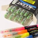 【SALE】【SANFORD(サンフォード)】LiquidAccent 蛍光ペン 1ダース12本入 (24400s)【ペン マーカー デザイン文房具 オ…