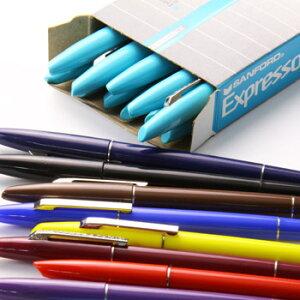 【SALE】【SANFORD(サンフォード)】Expresso 0.3mm カラーペン 1ダース12本入 (39000s)【ペン マーカー デザイン文房具 オフィス事務用品 海外ステーショナリー 水性サインペン】