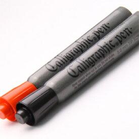 【SALE】【SANFORD(サンフォード)】Calligraphic 太字マーカー (47000)【ペン マーカー デザイン文房具 オフィス事務用品 海外ステーショナリー 水性サインペン】