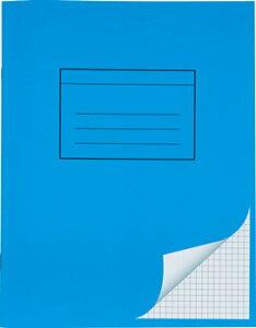 ELCO エルコ Office 学習帳 4mm方眼ノート 175x220 80g m2 24シート(73053-37)【文具 オフィス事務用品 ステーショナリー レポート用紙】