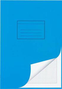 ELCO エルコ Office 学習帳 4mm方眼ノート A4 80g m2 24シート(73061-37)【文具 オフィス事務用品 ステーショナリー レポート用紙】