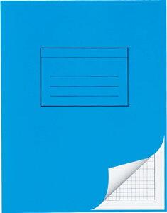 ELCO エルコ Office 学習帳 4mm方眼ノート 175x220 80g m2 24シート(73063-37)【文具 オフィス事務用品 ステーショナリー レポート用紙】