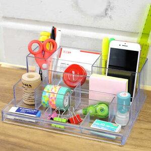 【メーカー直販品】 クルーズ マルチデスクオーガナイザー ボクサー SDO-2500ペン立て メモ おしゃれ かわいい オフィス事務用品 整理用品 デザイン文具