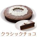 チョコレート クラシックケーキ 7号 21.0cm 約700g 12カットタイプ (約6〜12人分) 誕生日ケーキ バースデーケーキ