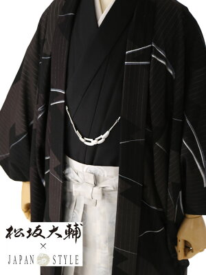 10歳13歳男の子着物袴羽織九重ブランド