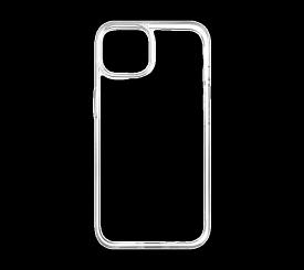 【送料無料】iPhone 13 ハイブリッドクリアケース