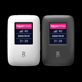 Rakuten WiFi Pocket | 製品のみ simフリー Wi-Fiルータ モバイルルータ 本体 新品 端末 楽天モバイル対応