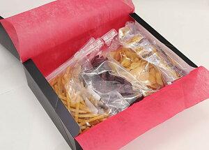 お菓子のギフト d-4(芋ケンピ、紫芋チップス、芋チップス、カレーのおせんべいセット)【ギフト・お礼・箱入り・ご挨拶】【8,000円(税抜)以上送料無料】【オフ会】【おこもり】【おうち