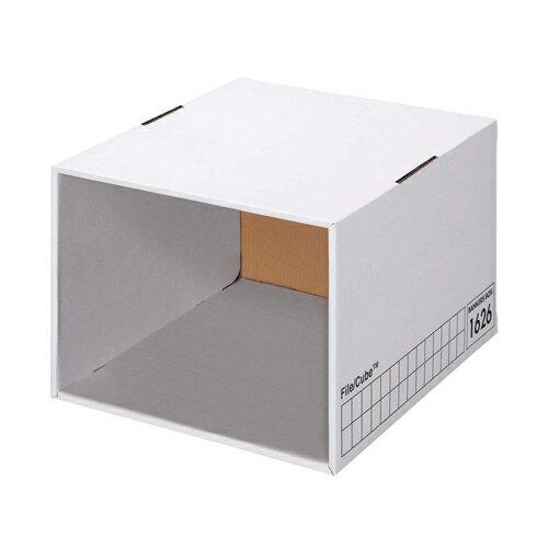 【単品】フェローズ バンカーズボックス1626 ファイルキューブ 単品【fellowes】【収納ボックス】【収納】【ストレージボックス】【120y】【収納ケース】