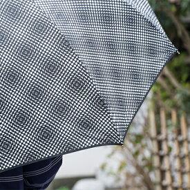 KURA リズベットフリース 長傘ミニフラワーパワー/ミニドッツ(雨傘 雨具 lisbetfriis かさ 梅雨 雨 おしゃれ 大きい モノトーン クーラ 北欧)