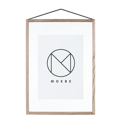 ムーベ フレーム A3 全3色【MOEBE】【FRAME】【ポスター】【木製】【デンマーク】【北欧】【インテリア】【おしゃれ】【かわいい】【額縁】