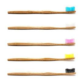 ハンブルブラッシュ 歯ブラシ(大人用) (メール便可/5個まで humble brush 歯ブラシ ハブラシ エコ eco 歯磨き オーラルケア スウェーデン 北欧 デンタルケア)