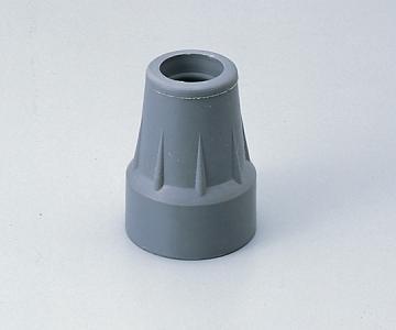 アルミ製松葉杖専用交換用先端ゴム(1個) HC9023(※メール便不可)