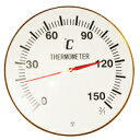 ◆ドライサウナ用耐熱温度計 大