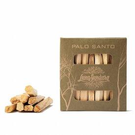 ルナスンダラ (Luna Sundara) Palo Santo Smudging Sticks パロサント スマッジングスティック香木[ペルー産/8本入りBOX]