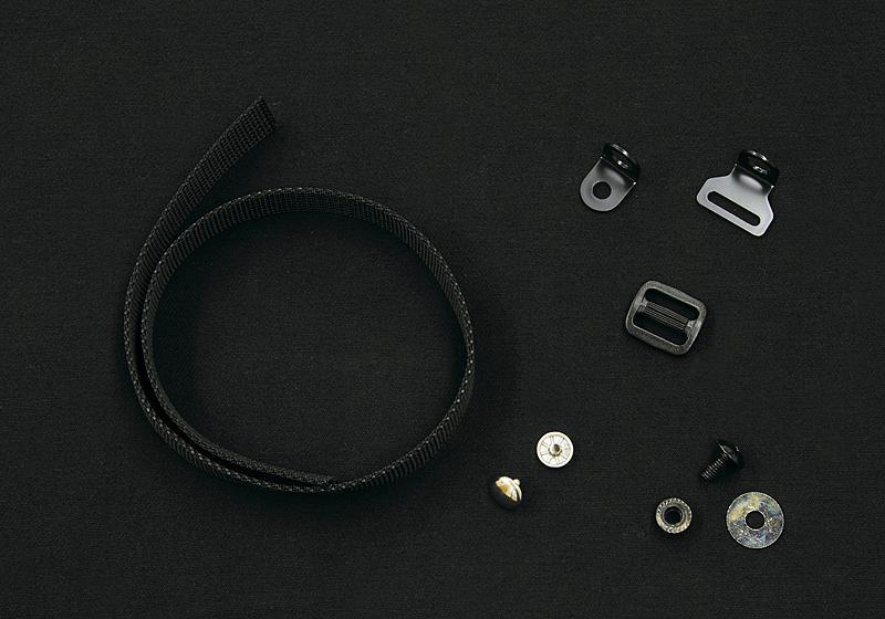 JAOS マッドガード3 補修部品 ベルトキット(汎用品)