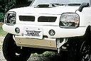 タニグチ FRPフロントバンパー(純正フォグランプ対応タイプ)ジムニーJB23