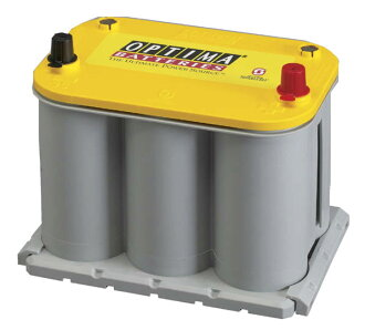 OPTIMA battery-yellow top series YT925SL