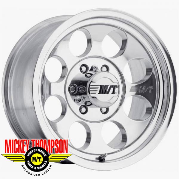 ミッキートンプソンCLASSIC 3 ポリッシュ 16X10J 6H 139.7 -25