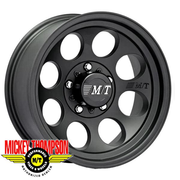 ミッキートンプソンCLASSIC 3 ブラック 15X10J 5H 139.7 -45