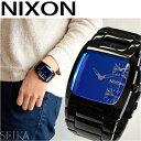 NIXON/ニクソン メンズ腕時計 【A060-1630】ブルー×ブラック BANKS(バンクス)あす楽対応/新品、本物、当店在庫だから…