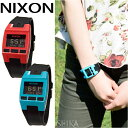 NIXON/ニクソン 時計【A336-209/レッド】【A336-955/ブルー】COMP S(コンプ) サーフウォッチあす楽対応/新品、本物、当店在庫だから安心