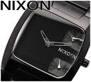NIXON/ニクソン メンズ腕時計【A060-001】オールブラック BANKS(バンクス)あす楽対応/新品、本物、当店在庫だから安心