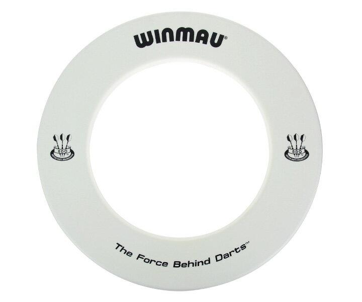 【送料無料】ダーツ サラウンド【ウィンモー】ダーツボードサラウンド ホワイト