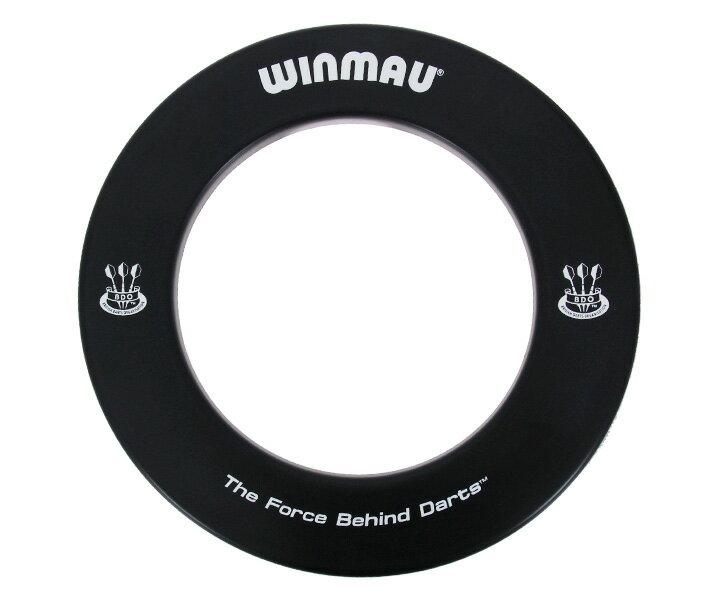 【送料無料】ダーツ サラウンド【ウィンモー】ダーツボードサラウンド ブラック