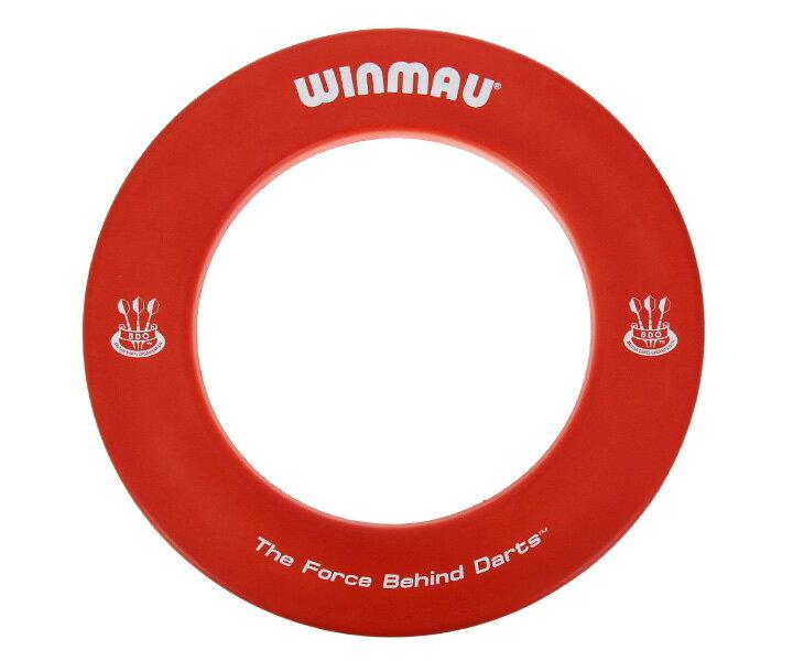 【送料無料】ダーツ サラウンド【ウィンモー】ダーツボードサラウンド レッド