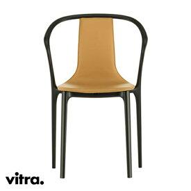 【正規取扱販売店】Vitra(ヴィトラ)Belleville Armchair レザー SH47cm材質:シートシェル/プライウッド ポリウレタンフォームパッド レザーカバーベース・フレーム/インジェクションモールドのポリアミド※スタッキング不可