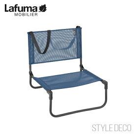 Lafuma MOBILIER ラフマ チェアLFM1210 8547 Cb BatylineCB ローチェア Iso Ocean オーシャン青 ブルー 海 浜辺サイズ 収納時 W45×D5.5×H45cm使用時 W45×D54×H44cm重量 1.30kg