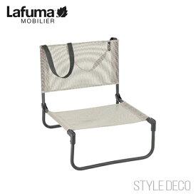 Lafuma MOBILIER ラフマ チェアLFM1210 8548 Cb BatylineCB ローチェア Iso Seigle セーグルベージュ ナチュラル 海 浜辺サイズ 収納時 W45×D5.5×H45cm使用時 W45×D54×H44cm重量 1.30kg