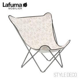2020年 Lafuma MOBILIER ラフマ チェアLFM2957 9331 pop up XL Airlon Gramineポップアップ パターン キャラ 植物サイズ 収納時φ12×H116cm使用時W78×D60×H99cm SH30cm重量2.65kg 最大耐荷重110kg