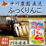 28年度新米北海道北斗産「ふっくりんこ」10kg(送料込)