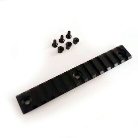 Broptical Keymod グローバル マウント レール レイル ver.4 13.5cm サバゲー マウント キーモッド パネル サバゲー サバイバルゲーム 部品 パーツ 装備 BK