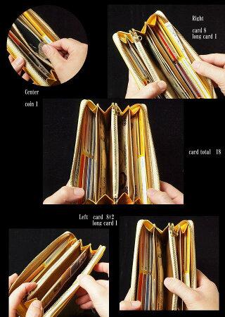 幸せの貯まる財布財布の王様
