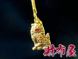 金運アップ・開運財布専門店 「財布屋」 日本の財布職人が作る開運の財布 阿吽狛犬キーホルダー