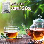 注目にサラシア茶が大容量2g×120包で登場!送料無料!