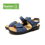 ガンター(Ganter) レディース 靴 サンダル お買い得品202854 幅2E〜3E ベルクロ マジックベルトドイツ最高級コンフォートシューズ