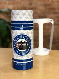 フィッシングクラブ ステイクール スパシャン限定デザイン ステンレスボトルクーラー ステイクール SPASHAN FISHING CLUB