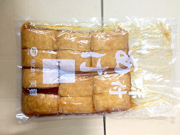 【業務用】<いなり寿司用 味付けいなり60枚>(おいなりさん・おあげ)【冷蔵便同梱可】【メガ盛り】【10P29Jul16】