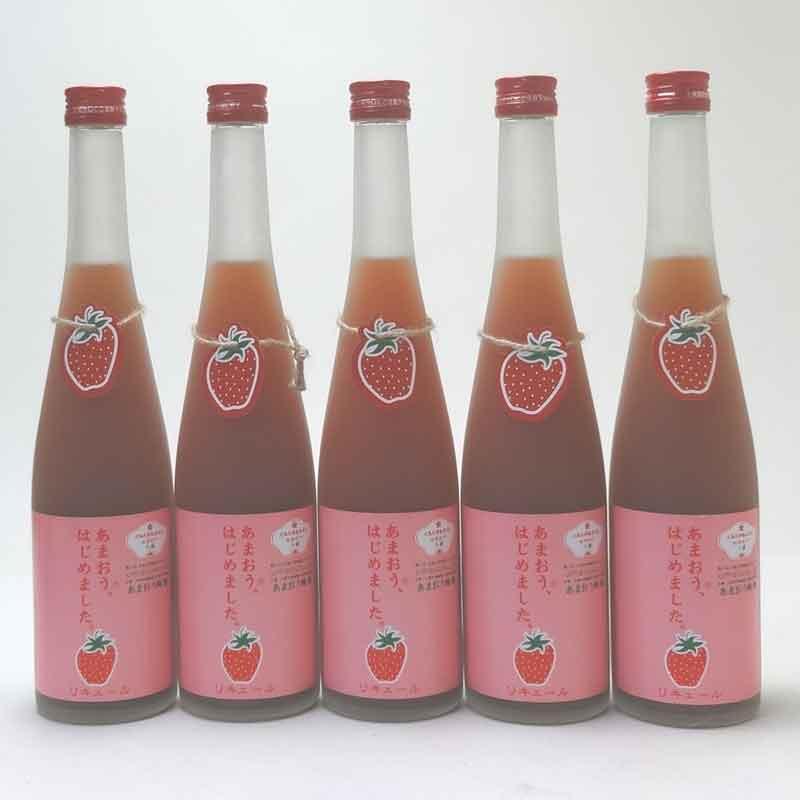 10本セット 篠崎おまおう梅酒10本セット (福岡県)500ml×10本
